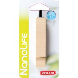 Zolux Diffuseur Bois pour Aquarium Taille M 7,5 cm