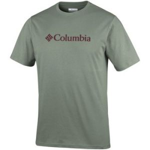 Columbia T-shirts Csc Basic Logo - Cypress - Taille XL