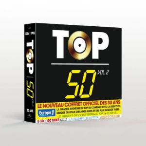 TOP50 30ANS VOL2 100 TUBES CDA