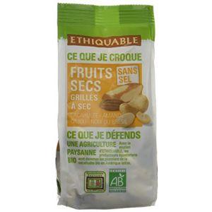 Ethiquable Fruits secs grillés à sec BIO 120g