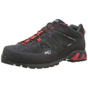 Millet Trident Guide GTX, Chaussures de Randonnée Basses Mixte Adulte, Noir (Tarmac 4003), 43 1/3 EU