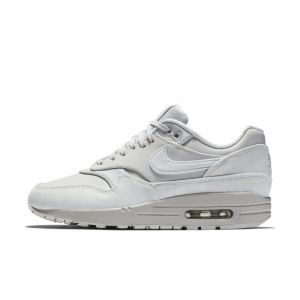 Nike Baskets Air Max 1 LX Glow in the Dark pour Femme - Argent Argent - Taille 38.5