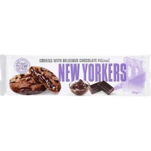 New Yorkers Cookies au chocolat