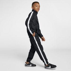 Nike Survêtement tissé Sportswear pour Enfant plus âgé - Noir - Couleur Noir - Taille XL