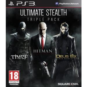 Ultimate Stealth Pack [PS3]