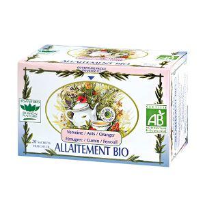 Romon Nature Tisane d'allaitement bio (20 sachets)