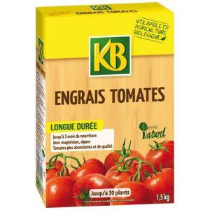 KB Engrais biologique tomates granules 1.5Kg