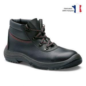 Chaussures de sécurité vitesse hautes - Taille 43