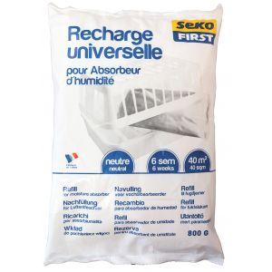Image de Seko Recharge absorbeur - 800 g - Anti-humidité, Anti-moisissure