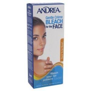 Andrea Crème décolorante douce pour le visage