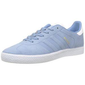 buy online 6e945 fe83e Image de Adidas Gazelle C, Chaussures de Fitness Mixte Enfant, Bleu (Azucen