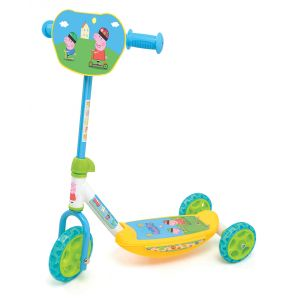 Smoby Patinette 3 roues Peppa Pig