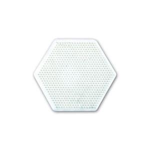 Hama Plaque pour perles à repasser : Hexagonale