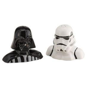 Image de Salière et poivrière Darth Vader Star Wars