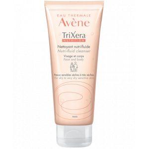Avène Trixera Nutrition - Nettoyant nutri-fluide