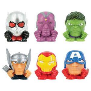 Image de Vivid Mash'ems Marvel Avengers - Pack de 6 figurines