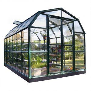 Image de Palram Serre de jardin Grand Gardener 10 m² - Aluminium et polycarbonate