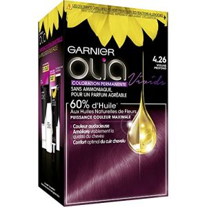 Garnier Olia Coloration permanente intense 4.26 violine profond