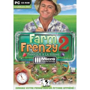 Farm Frenzy 2 : Panique à la ferme [PC]