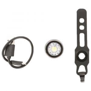 MSC Lumière pour vélo White Led Light 15 Lumens - Black - Taille 15 Lumens