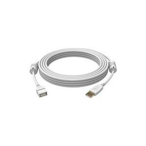 Vision TC 1MUSBEXT - Rallonge de câble USB 2.0 A (M) / A (F) 1 m
