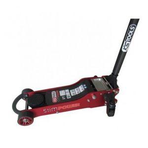 KS Tools Cric hydraulique extra-bas Aluminium 2 Tonnes - KSTOOLS