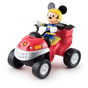 IMC Toys Quad de Pompier de Mickey Mouse