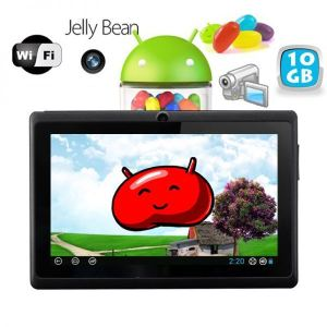 "Yonis Y-ttaics7pc10go - Tablette tactile 7"" sous Android 4.1 Jelly Bean (2 Go interne + Micro SD 8 Go)"