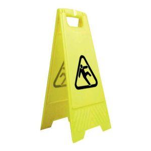 Portwest Panneau de signalisation 'danger sol glissant'
