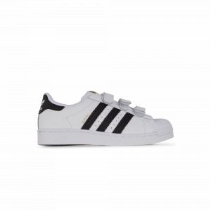 Adidas Chaussures casual Superstar CF C Originals Blanc - Taille 34