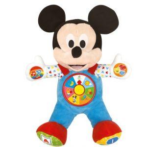 Clementoni Baby Mickey Mon compagnon interactif