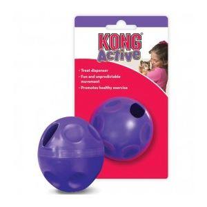 Kong Balle à remplir de friandise Cat Treat Ball - Pour chat