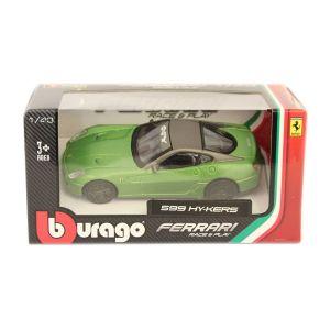 Bburago 36100-18 - Ferrari Race & Play 1/43 Ferrari 599 Hy-Kers