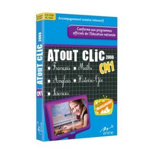 Atout clic CM1 2008 [Mac OS, Windows]