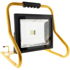 Elexity Projecteur LED 50W Chantier - IP65 CE