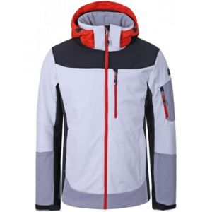 Icepeak Coupes vent Veste De Ski Cary Optic White blanc - Taille EU XL