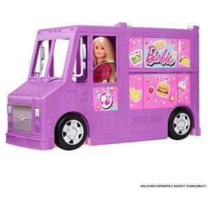 Mattel Le food truck de Barbie
