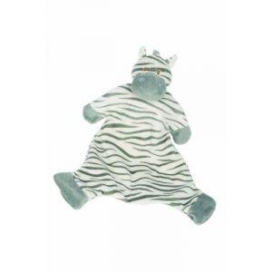 Suki Couverture peluche Zooma Zebra