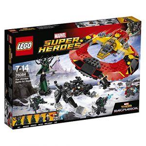 Lego 76084 - La bataille suprême pour la survie d'Asgard