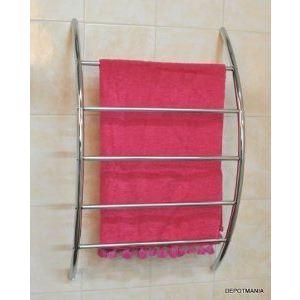 Tendance Porte serviettes mural pour salle de bain