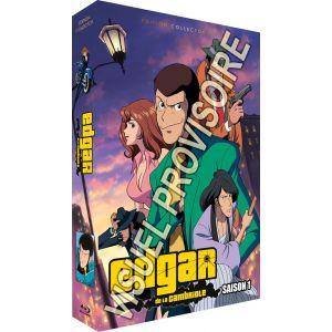 Edgar de la Cambriole-Saison 1-Ed. Combo Coll. Limitée A4 [Blu-Ray]