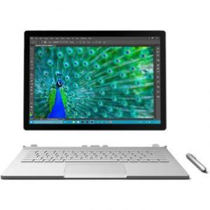 "Microsoft Surface Book 256 Go - 13.5"" avec Core i7-6600U 2.6 GHz"