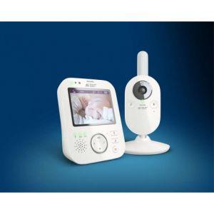 Philips SCD630/01 - Ecoute-bébé Vidéo 3,5 pouces