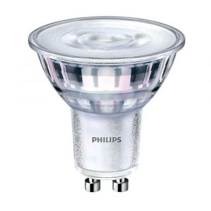 Philips CorePro LEDspot MV GU10 4W 840 36D | Blanc Froid - Dimmable - Substitut 35W