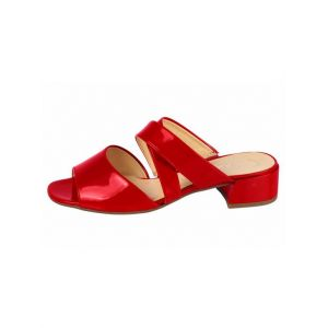 Gabor Shoes Fashion, Mules Femme, Rouge (Red), 39 EU
