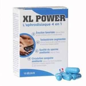 Labophyto Xl Power 10 Gélules -