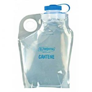 Nalgene Bouteilles Cantene Soft 2.9l - Red / Loop-Top - Taille One Size