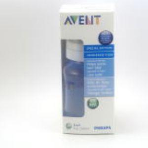 Philips Avent SCF685/17 - Biberon Classic en polypropylène 260 ml avec tétine à débit lent