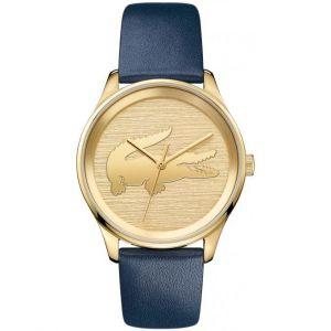 Lacoste 2000996 - Montre pour femme avec bracelet en cuir
