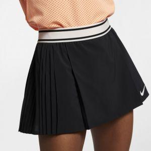 Nike Jupe de tennis Court Flex Maria Victory pour Femme - Noir - Couleur Noir - Taille S
